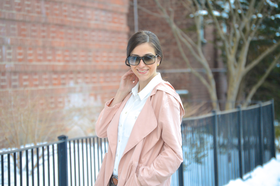 PINK PARKA - The Closet Crush